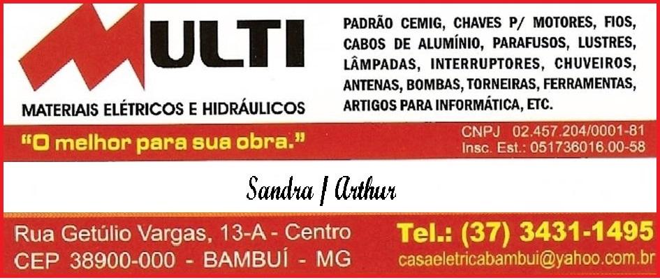 Banner Quadrado - MultElétrico i  II