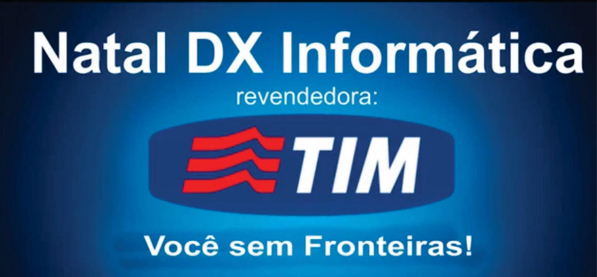 Banner quadrado  TIM 8