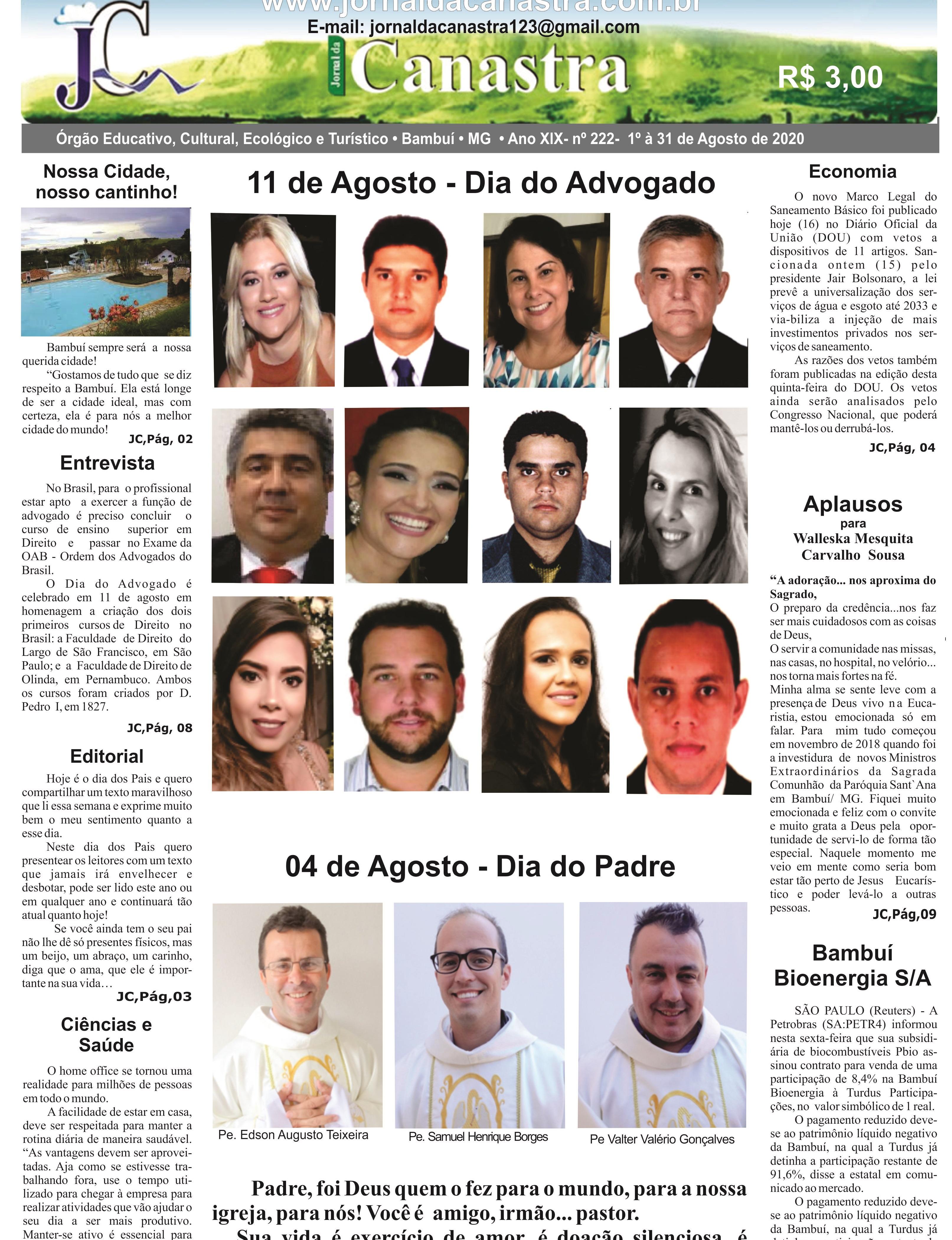 Banner Quadrado -  Capa Jornal IV